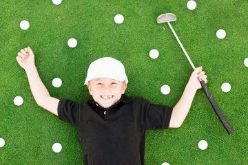 Golf de Lou Verdaï : ouverture école de golf 1
