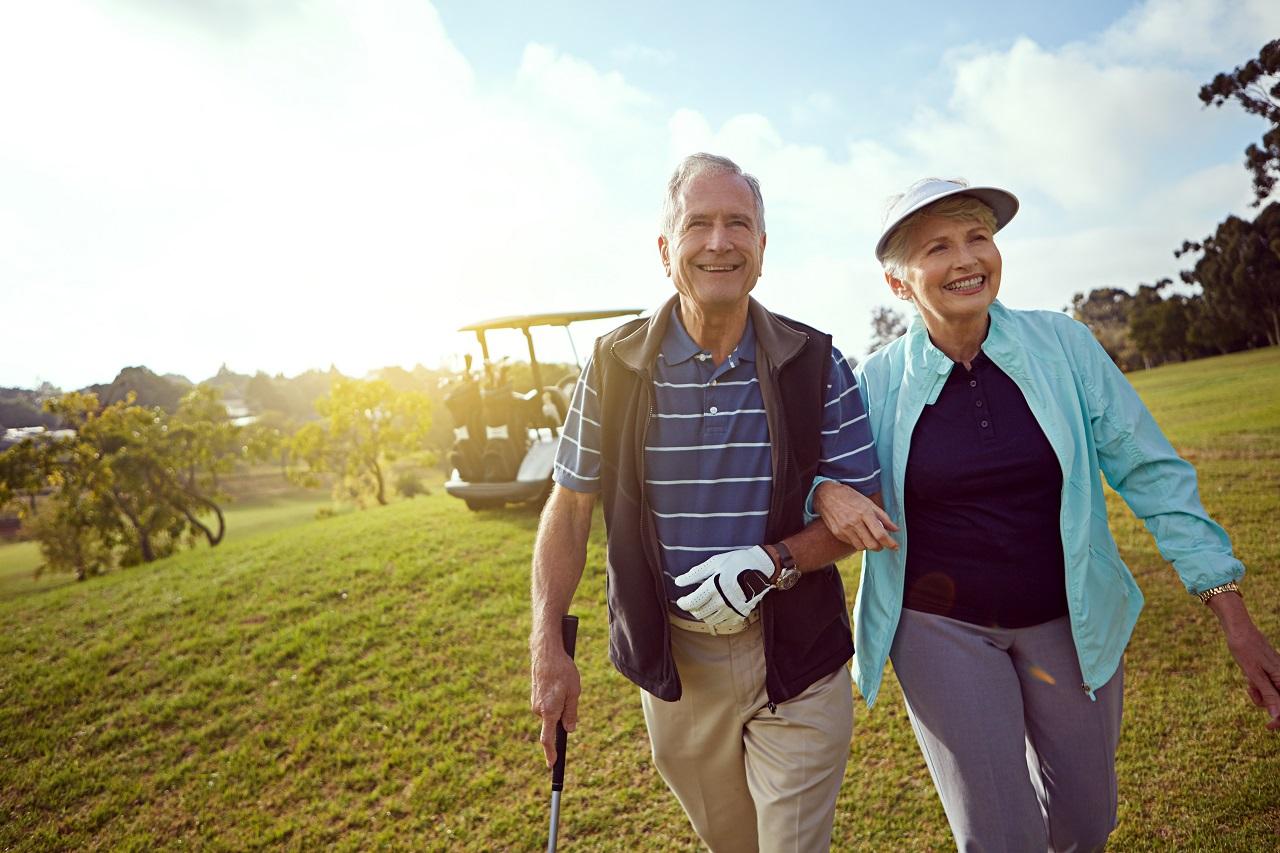 Golf du Coudray : Trophée Séniors