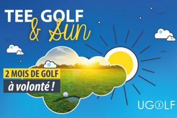 Offre golf été : Tee, Golf and Sun 2