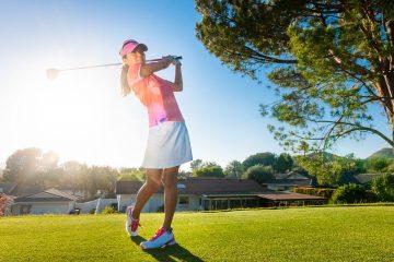 Vivez une rentrée 100% golf !
