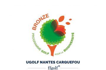 Golf de Nantes Carquefou : Label Bronze Biodiversité 1
