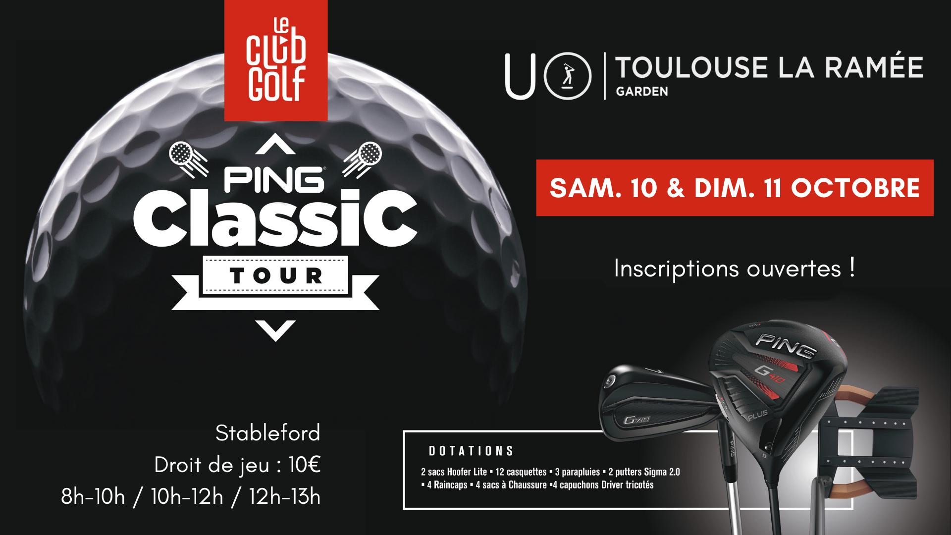 Golf de Toulouse la Ramée : Ping Classic Tour