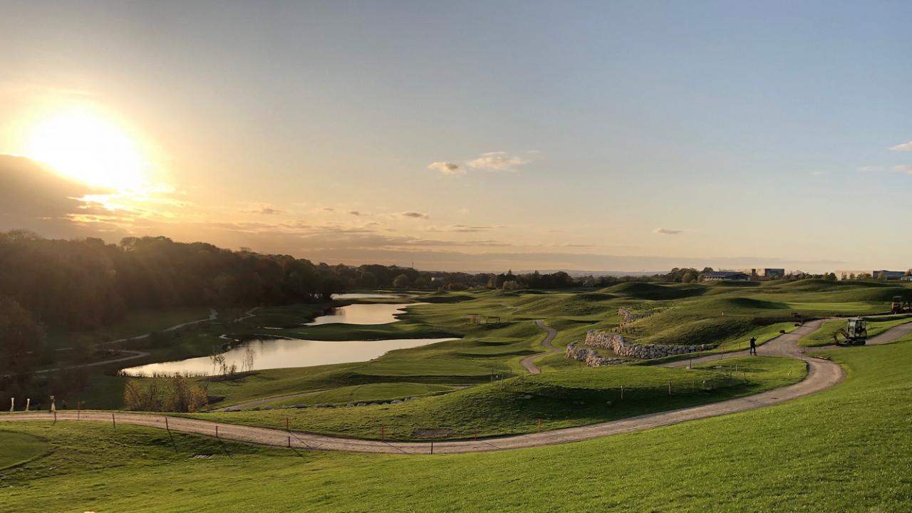 UGOLF Golf International de Roissy 1