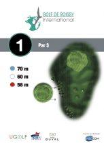 UGOLF Golf International de Roissy 55