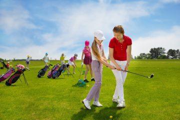 Golf de Bordeaux-Cameyrac : Journal d'octobre de l'école de golf