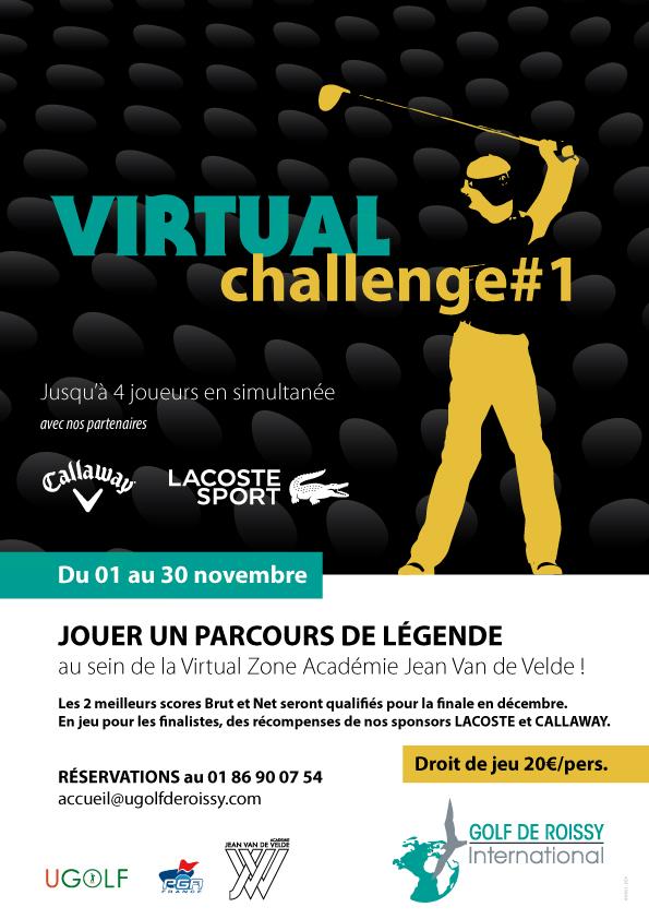 Golf International de Roissy : Virtual Golf Challenge
