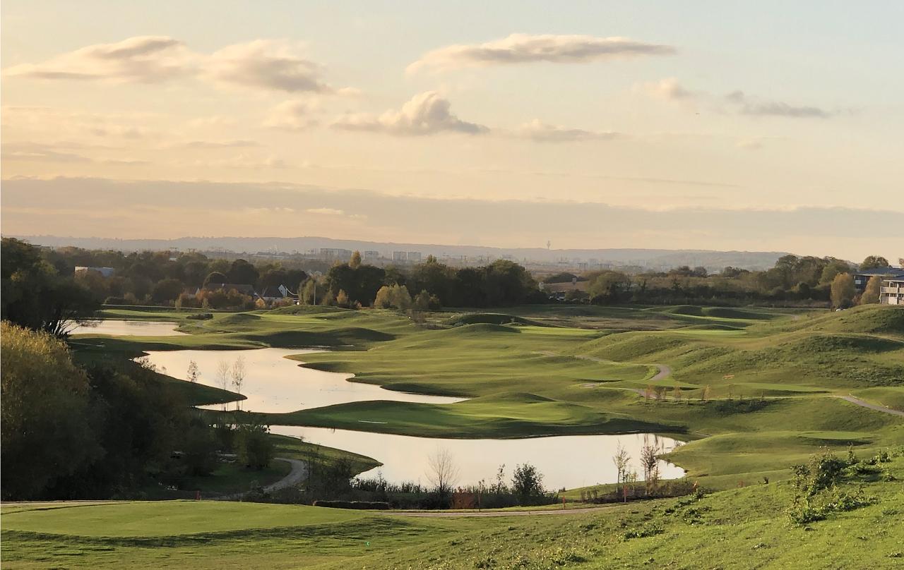 Jouez au golf en région parisienne avec UGOLF 4