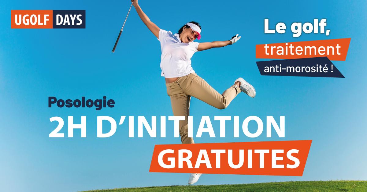 Découvrez le golf : initiations gratuites ! 8