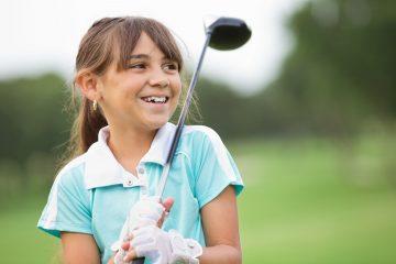 Stages golf enfants pour les vacances scolaires