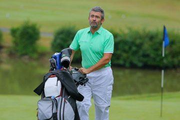 Je commence le golf avec Christophe Jammot au golf de Reims-Bezannes. 1