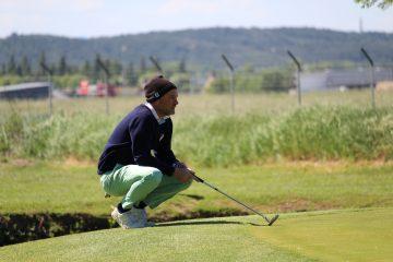 Je commence le golf avec Stéphane Jaquet au golf de Buc Toussus