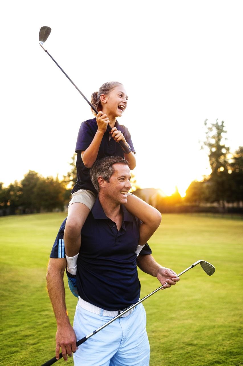 Les beaux jours sont là ... Venez golfer ! 1