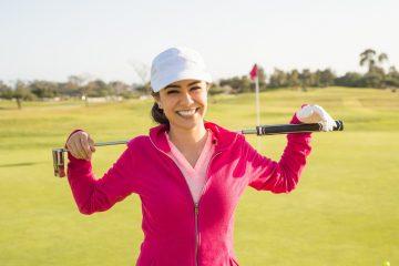 Les beaux jours sont là ... Venez golfer ! 3