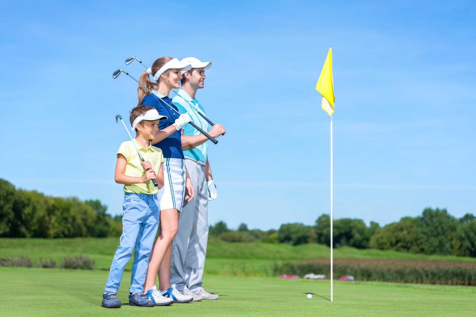 Découvrez le golf : initiations gratuites ! 13
