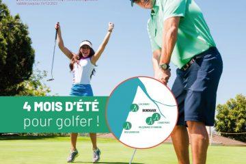 Golf de Villenave d'Ornon : offres Nouveaux abonnés et Licence