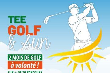 Offre golf été : Tee, Golf and Sun 10