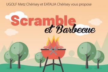 Golf de Cherisey : Scramble et Barbecue