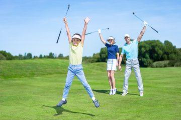 Golf de Cicé-Blossac - Stages d'été juniors et adultes