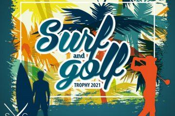 Golf de Lacanau : Compétition Surf and Golf Trophy 2021