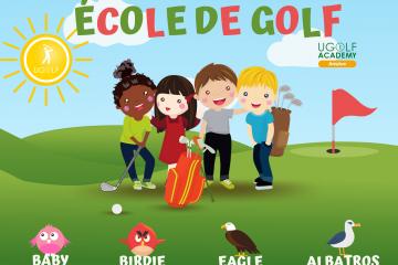 Golf de Villenave d'Ornon : inscriptions 2021/2022 à l'école de golf