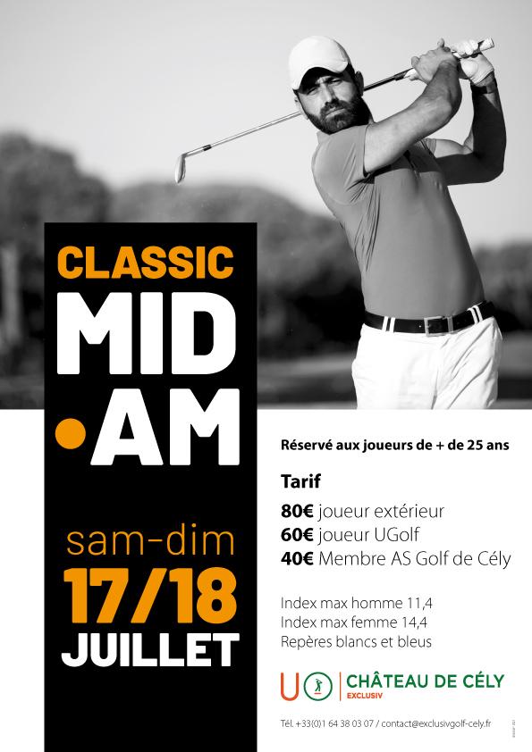 Golf du Château de Cély : Trophée Classic Mid Am 3