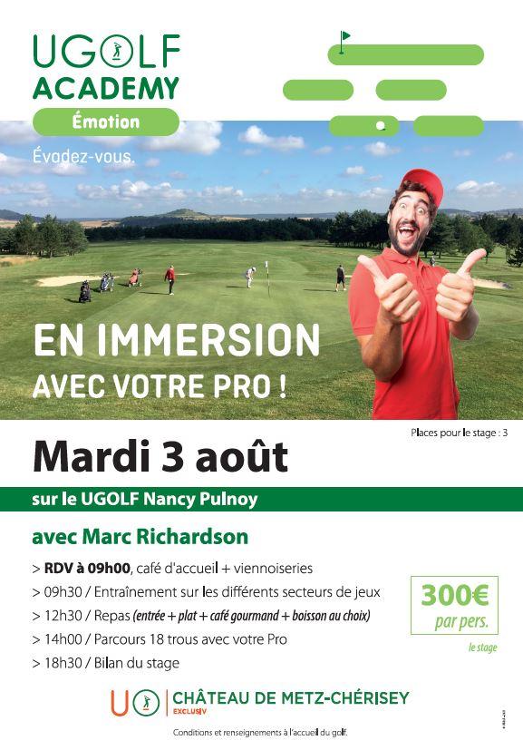 Golf de Metz Cherisey : Formules Parcours 1