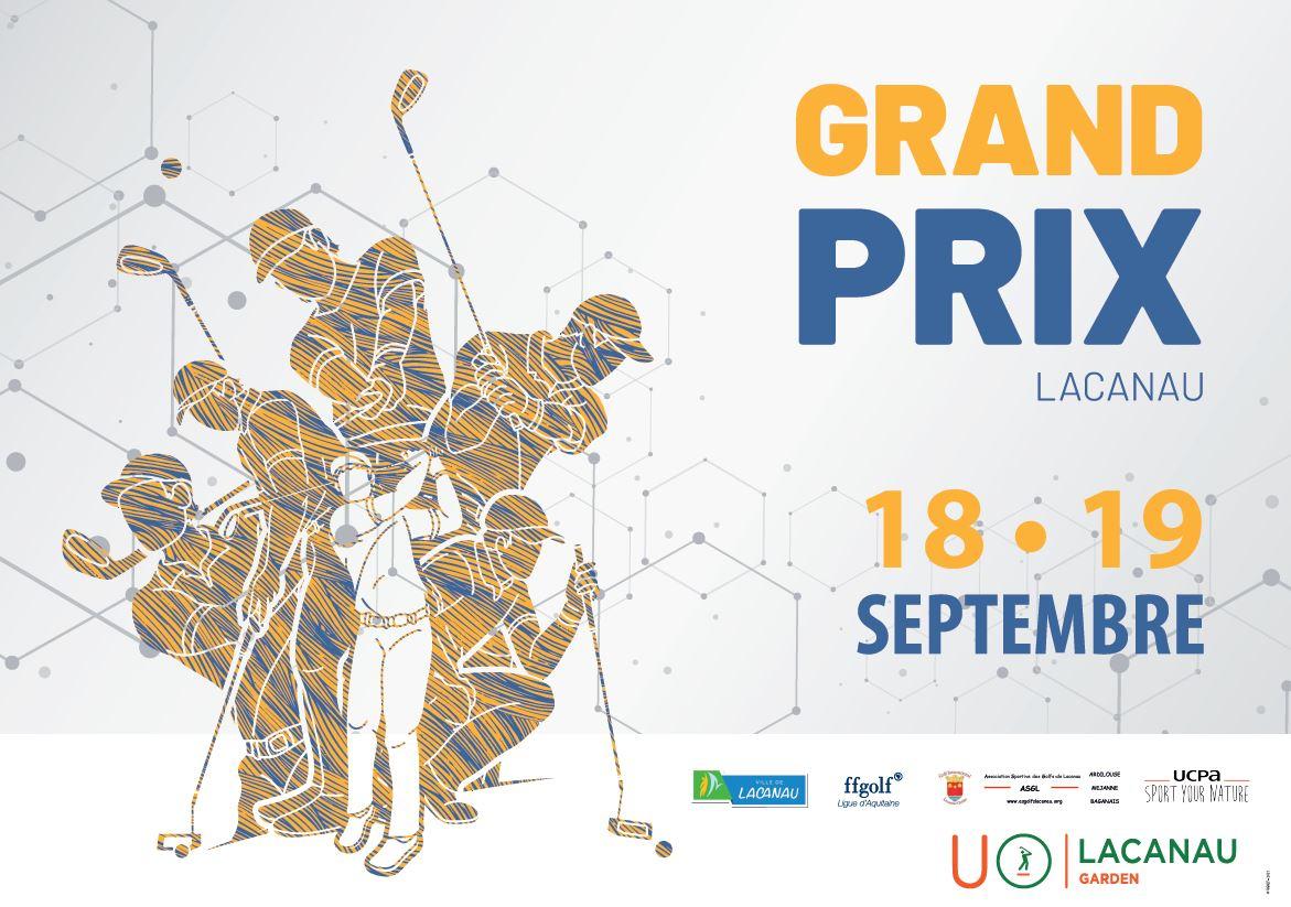 Golf de Lacanau : Grand Prix 2021
