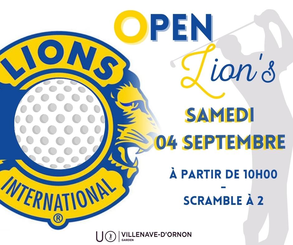 Golf de Villenave d'Ornon : Compétitions de septembre