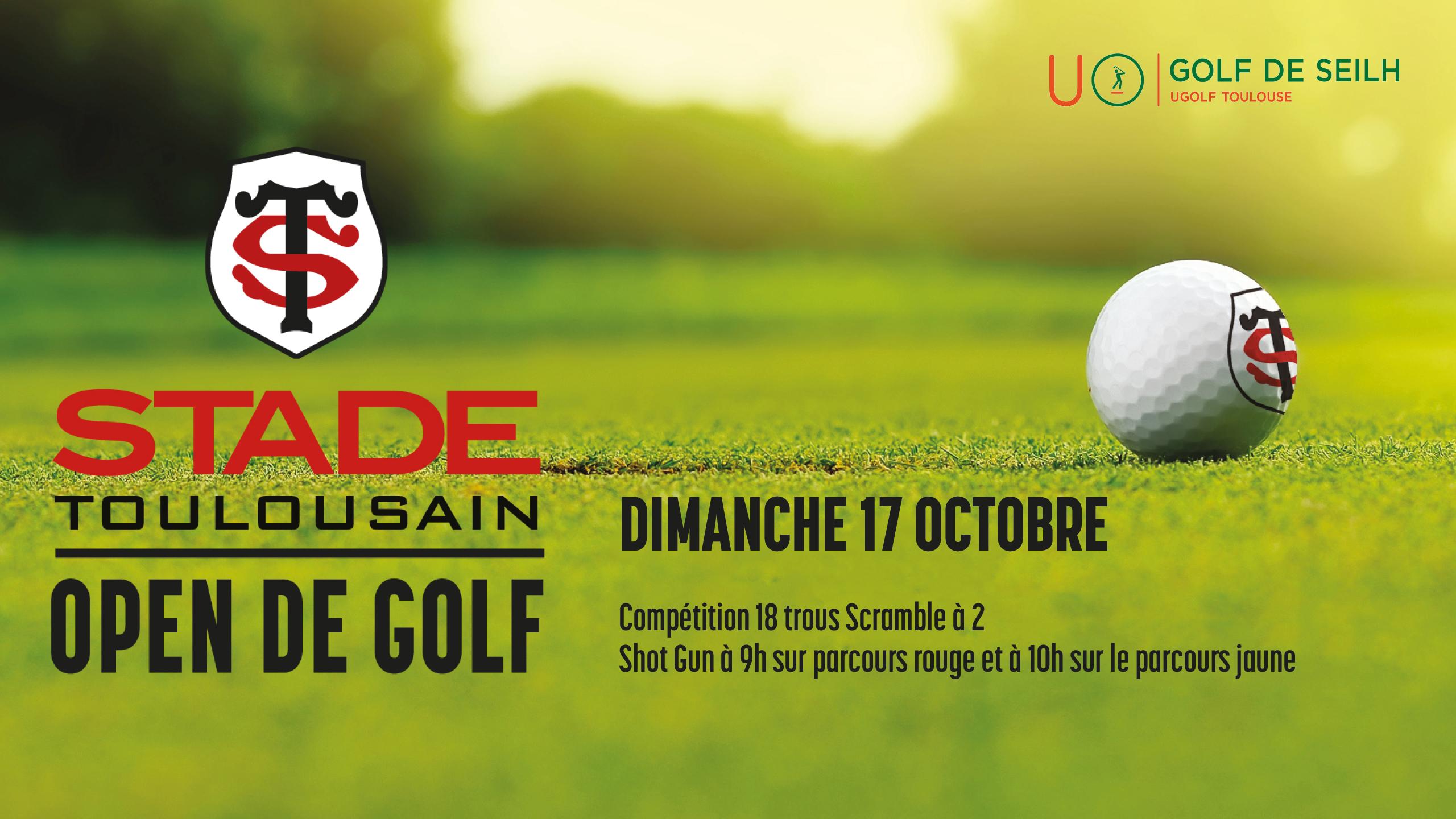 Golf de Toulouse Seilh : Open du Stade Toulousain